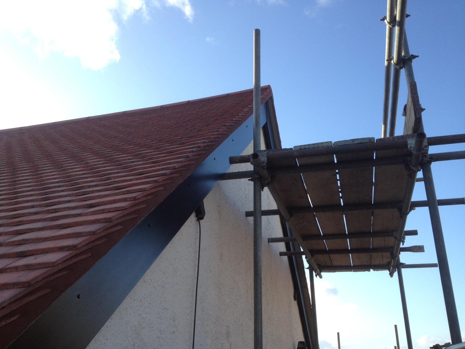 New Tiled Roof Installation Cheltenham Amp Gloucester Cladding