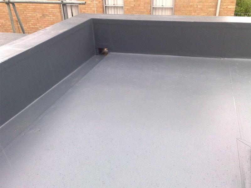 Pvc Flat Roofing Cheltenham