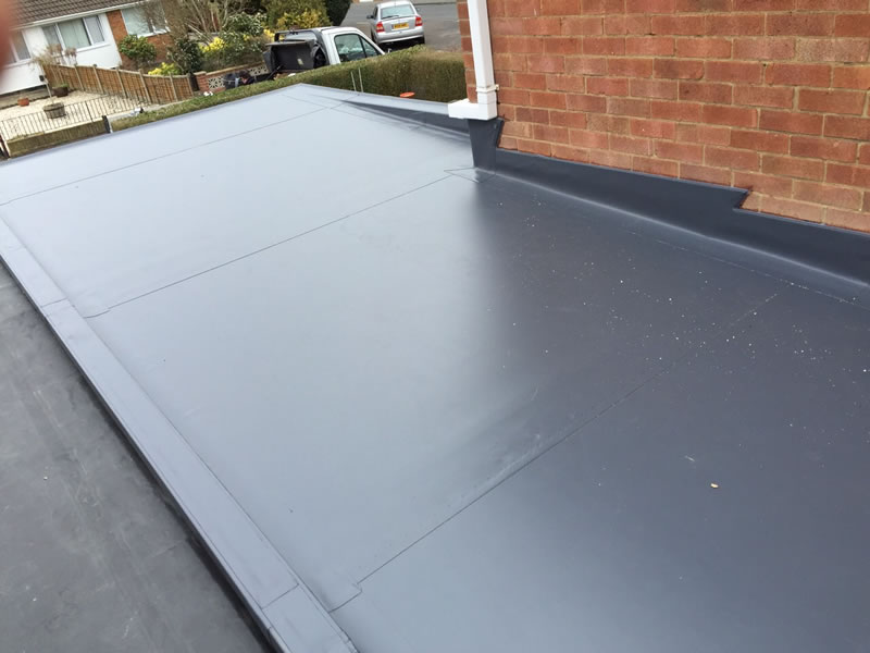 Sarnafil Roof Cheltenham Amp Gloucester Cladding