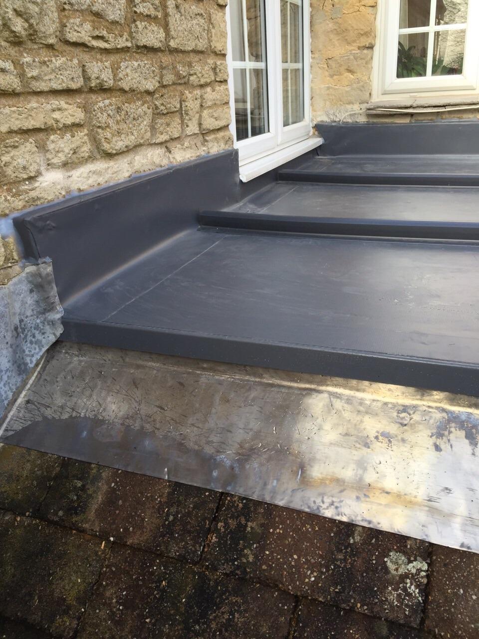 Sarnafil Roof Amp Window Installation Cleeve Hill