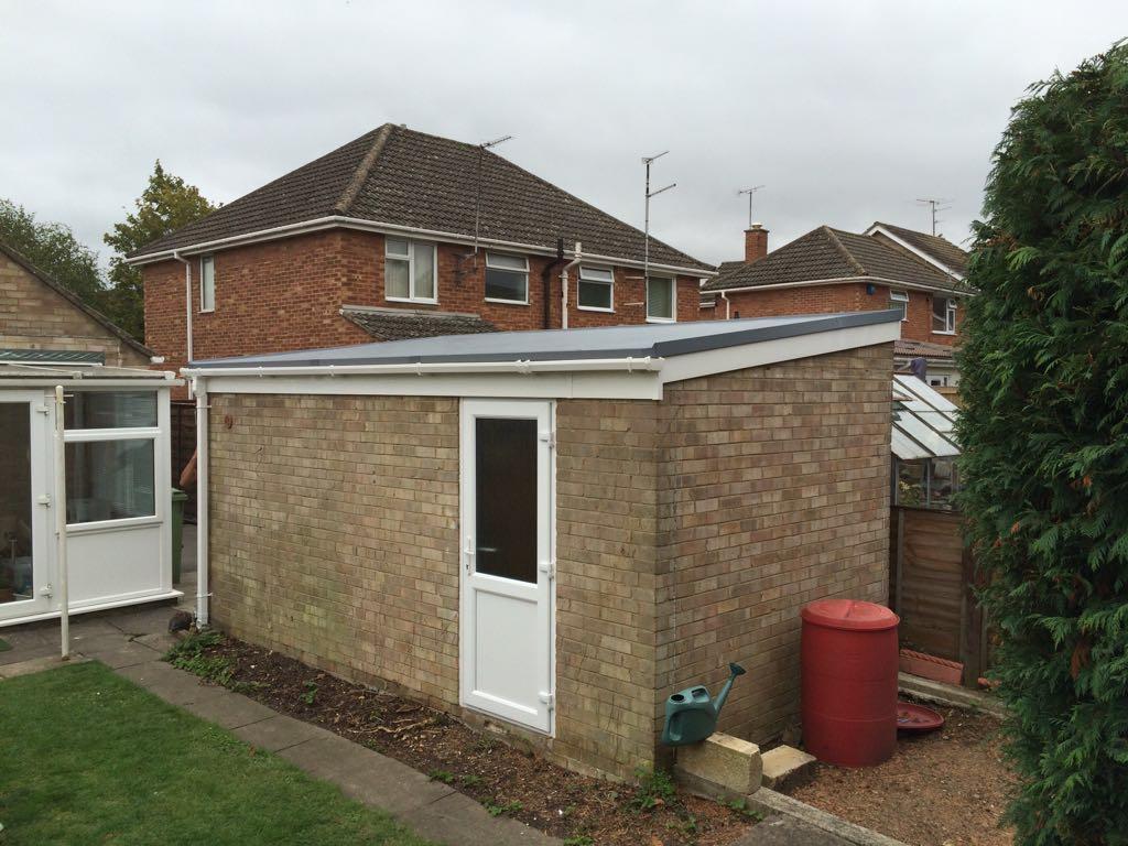 768 #654837 New Garage Door Fatra Waterproof Roofing And New Guttering  wallpaper Complete Garage Doors 36251024