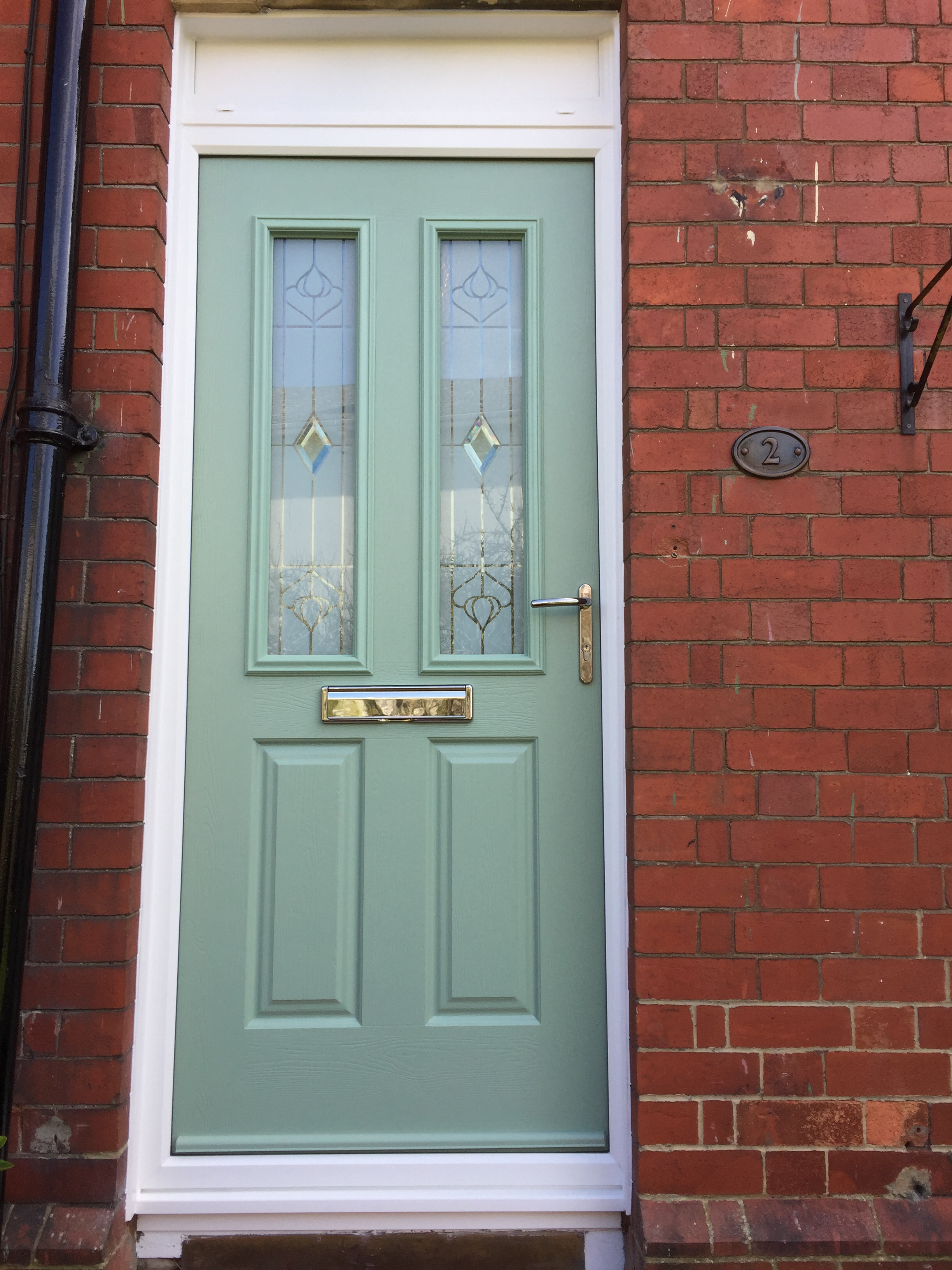 New Endurance Door Cheltenham Amp Gloucester Cladding