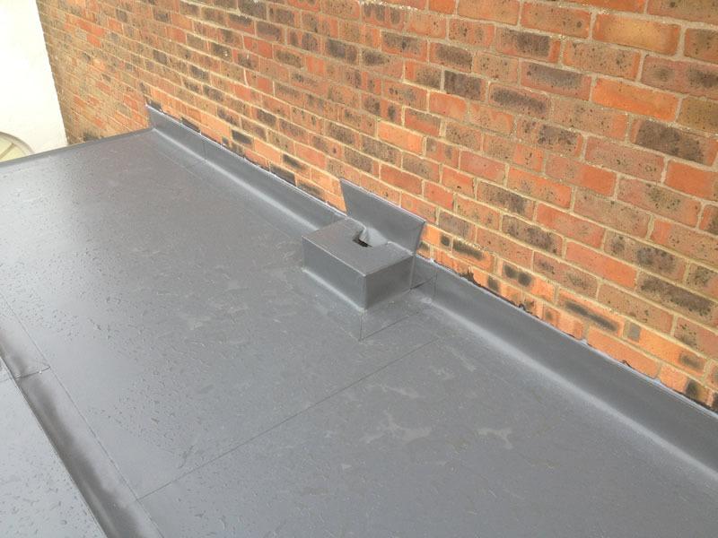 Pvc Flat Roofing Cheltenham C Amp G Cladding Cheltenham