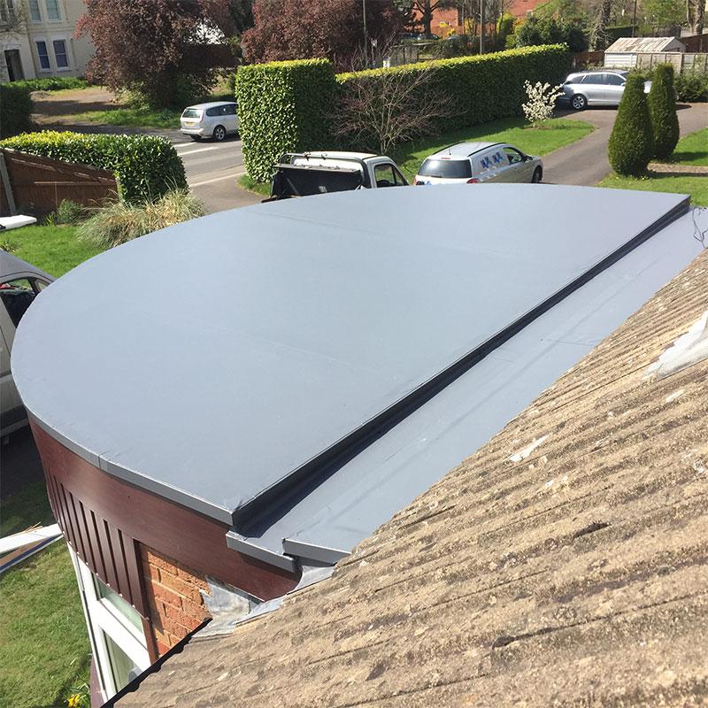 Hucclecote Sarnafil Roof Cheltenham Amp Gloucester Cladding