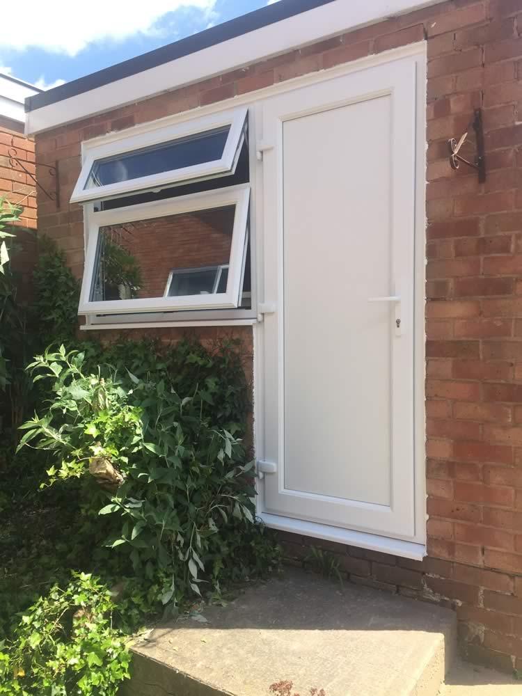 Window door installation cheltenham gloucester cladding for Window door company