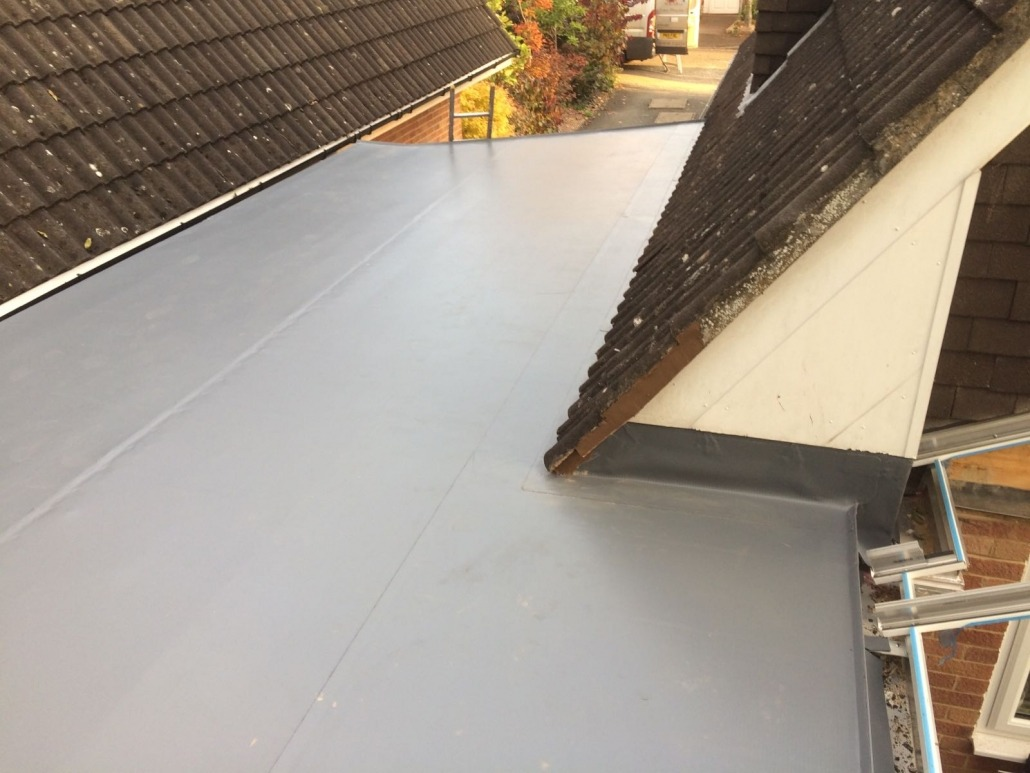 New Fatra Roof Cheltenham Amp Gloucester Cladding