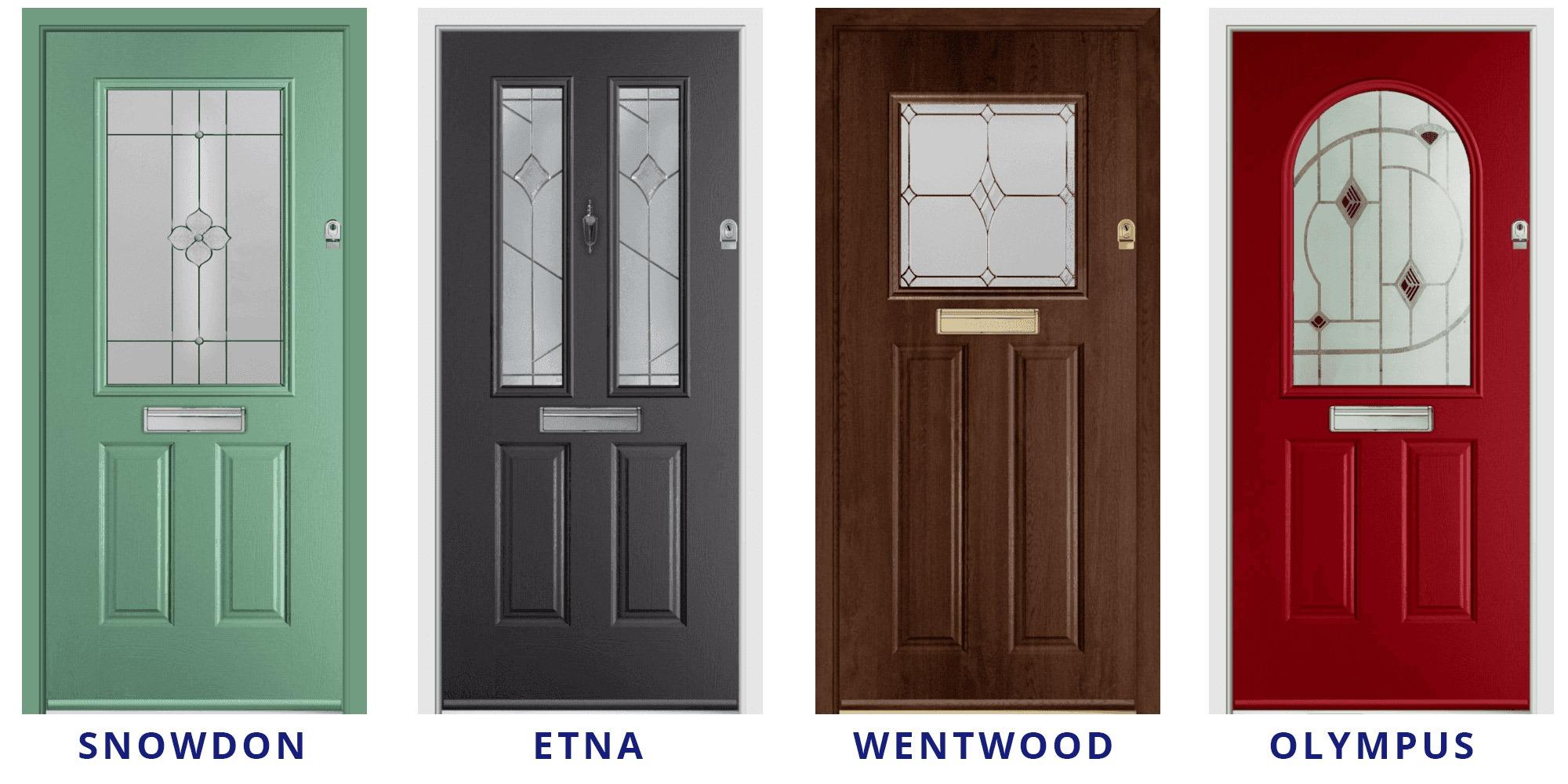 Xmas Promotion Endurance Composite Doors Cheltenham