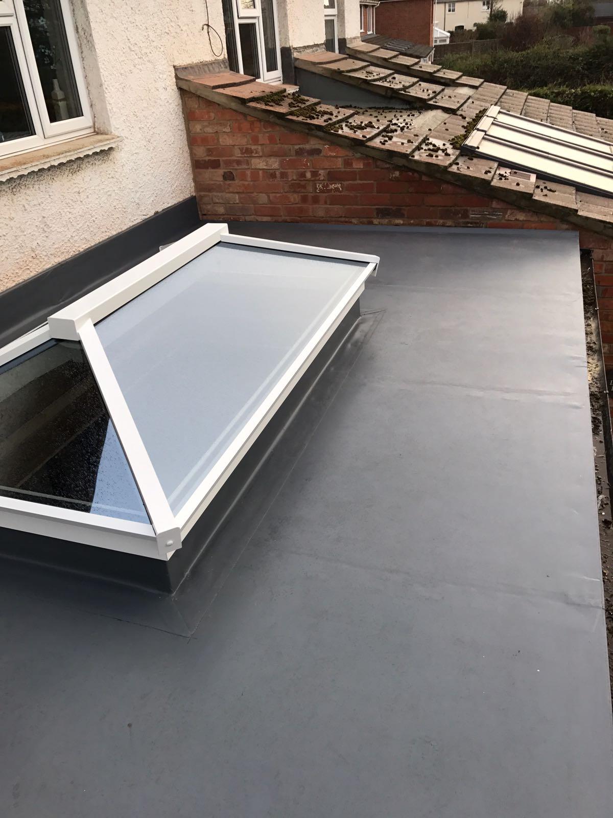 New Fatra Flat Roofing System Cheltenham Amp Gloucester