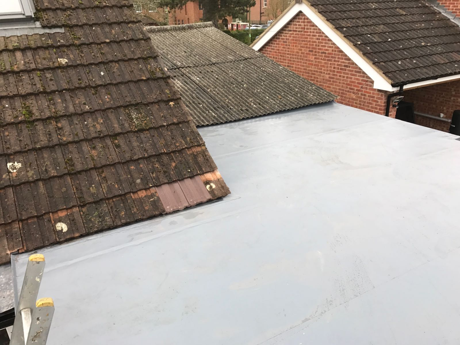 New Fatra Roofing System Cheltenham Amp Gloucester Cladding