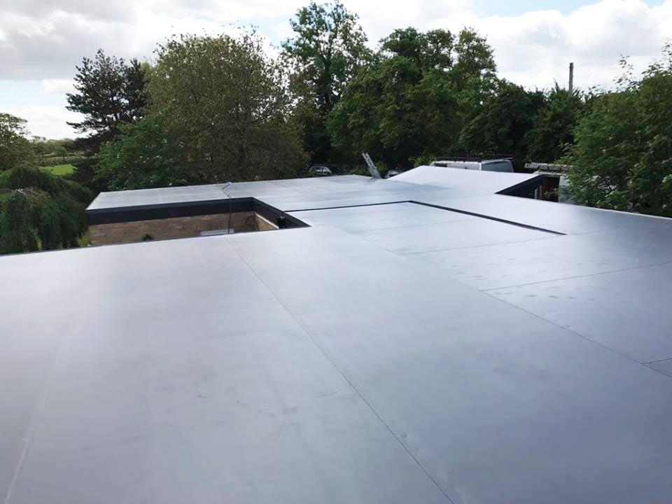 Case Study Sarnafil Roofing Solution Replaces Old Asphalt Roof