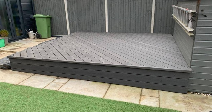 Composite Decking Cheltenham, Gloucester, South West & West